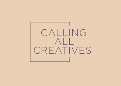 calling all creatives wide or small