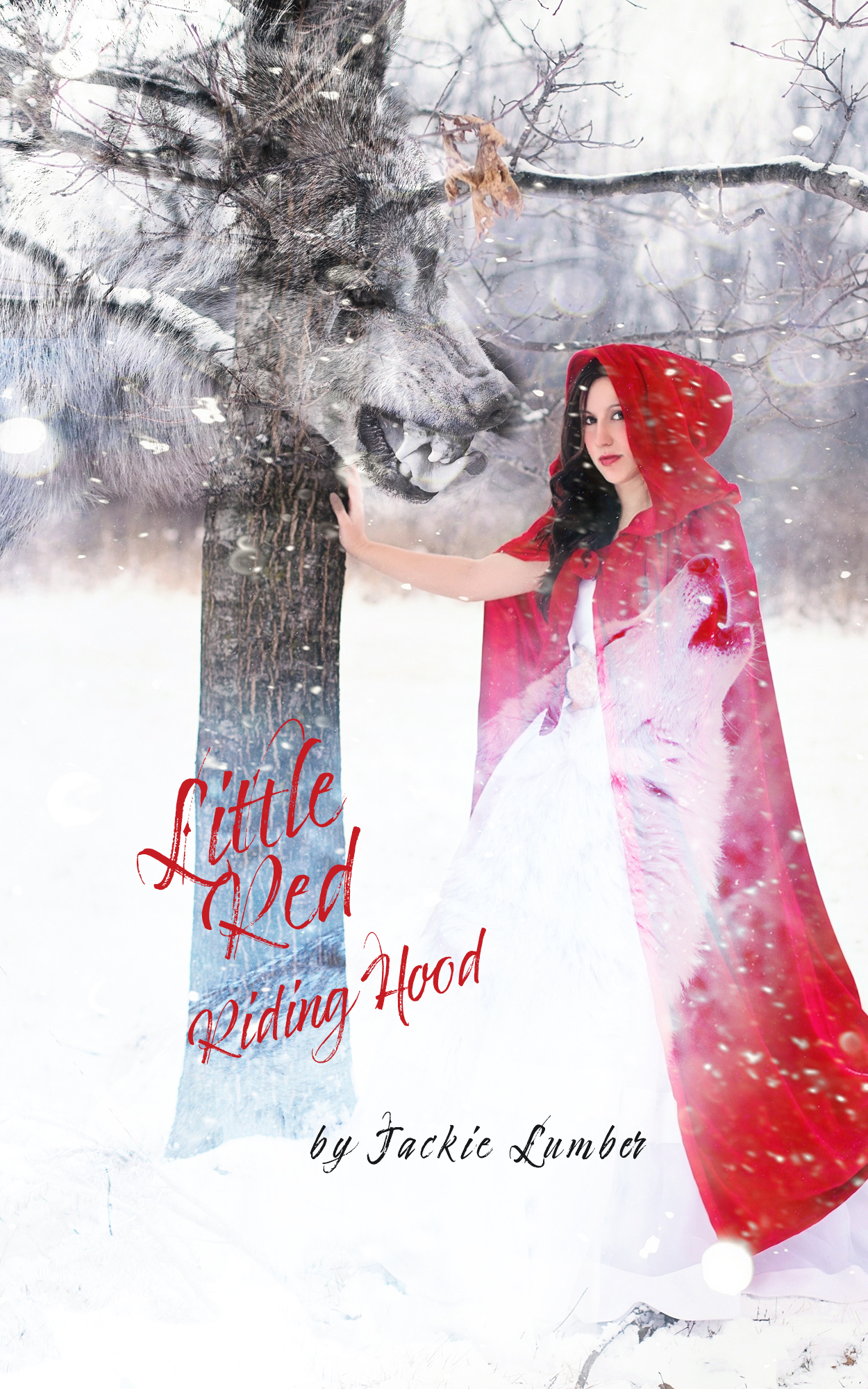 little red kindle book cover
